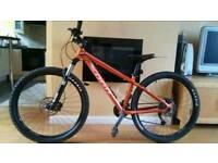 Bike kona blast mountain bike