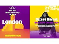 5 X Dizzee Rascal: Boy In Da Corner, London Copper Box Arena. Redbull