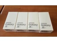 SAMSUNG GALAXY J5 6 2016 BRAND NEW UNLOCKED WARRANTY