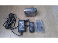 Sony HDR 42 Camcorder