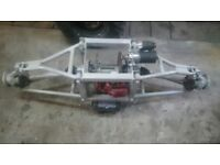 buggy drive box for sale , reverse electric gear, rear axle for a motorcycle engine , cbr 954 , r1