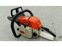 Stihl 028 av super ms280 ms270 professional petrol chainsaw free delivery