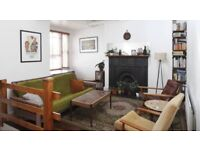 Short term 2 bed flat Central Brighton with sea views