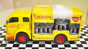 1/24 diecast danbury mint 1955 gmc Coca Cola truck IN BOX VENDU*