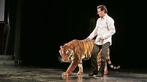 Greg Frewin Dinner & Show Tickets Level 1 May 15 2 Adults 1 Chil