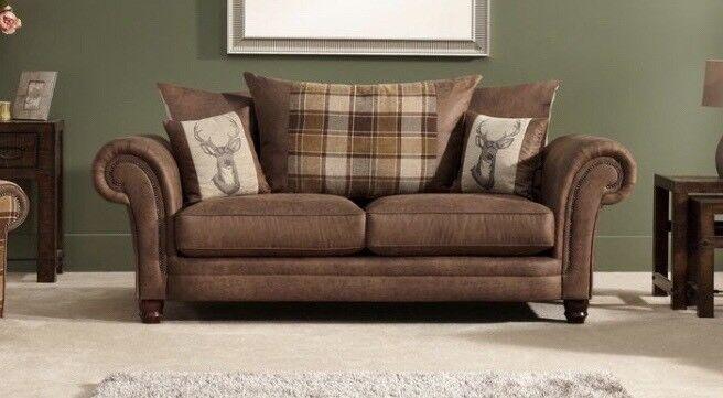 3 Seater Abbey Sofa