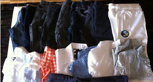 Boy clothes for Fall - Size 3-4 (Excellent condition)