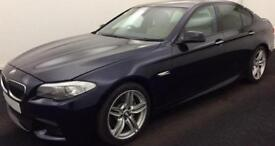BMW 525 2.0TD auto 2012MY d M Sport FROM £74 PER WEEK!