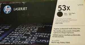 HP Laserjet 53x toner    Brand New in box Kitchener / Waterloo Kitchener Area image 1