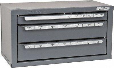 Huot Dispenser Cabinet For Stub Drills 116 X 64ths