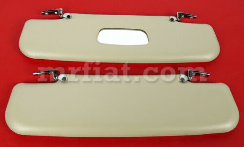 Lancia Fulvia Coupe Sun Visor Set New