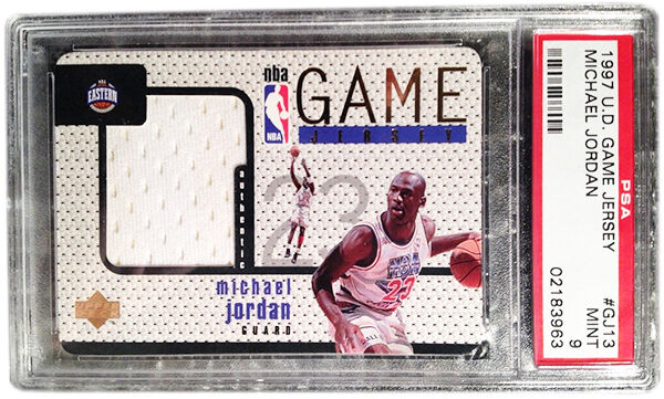 Top 10 Most Valuable Michael Jordan Cards | eBay