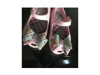 Children's Vivienne Westwood jelly shoes UK size 6