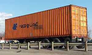 SEA CANS FOR STORAGE - SHIPPING CONTAINERS Cornwall Ontario image 2