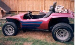 SOLD  Pending pickup.. and trade .... Dunebuggy