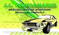 J.L. Performance mécanique générale