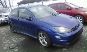 PARTING OUT :2002 SVT Ford Focus (sonic blue) London Ontario image 1
