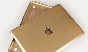 gold laptop case for macbook air pro 13inch(A1466)/notebook case