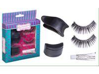 Royal cosmetics burlesque eye lash collection