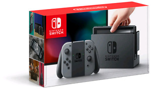 Nintendo Switch brand new, sealed.
