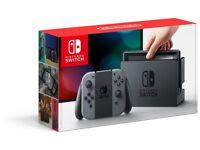 Brand New Nintendo Switch Grey 32GB BNIB sealed w Store Receipt and Warranty