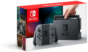 NINTENDO SWITCH CONSOLE (BRAND NEW!)