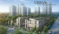 Kenneth & Holmes Urban Townhomes Live in Centre North York
