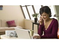 Event/Venue booker,work from home 8-10 hours week.Must have great telephone manner £7.50hr apply now