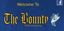 Bounty Fisheries - Part time position. Pays Well