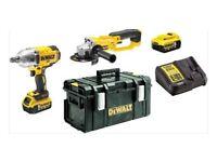 DeWALT DCK269P2 Power Tool Kit 18v