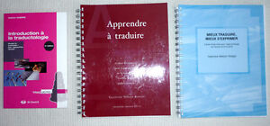 French Books:  Translation and Workbooks