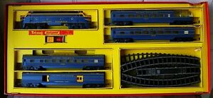 Triang and Hornby model railway items. + other OO items.
