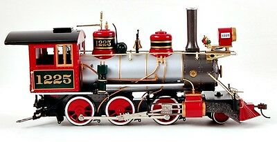 Bachmann On30 Scale Train Steam Loco 2-6-0 Analog Christmas North Pole Southern