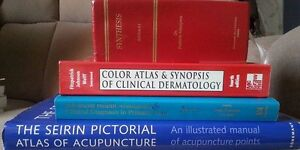 Medical, Science & Homeopathy textbooks for sale Peterborough Peterborough Area image 2