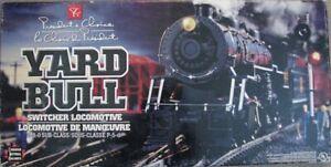 PRESIDENTS CHOICE - YARD BULL Electric Train Set - HO Scale