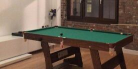 90% NEW POOL TABLE!