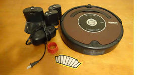 iRobot ROOMBA 565 robotic vacuum cleaner