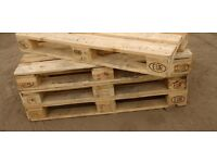 11 x EURO PALLETS FOR SALE £7 EACH