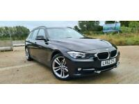 2012 BMW 3 Series 2.0 320d Sport Touring 1 Owner From New Full S.Histoy New MOT