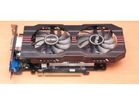 Asus GTX 750Ti OC 2GB Graphics Card