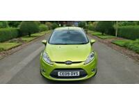 2009 Ford Fiesta 1.6 TDCi Titanium 3dr CAN DELIVER CARDS WELCOME PX GREAT CONDI