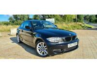 2010 BMW 1 Series 2.0 120i SE 2dr 2 Owners Full Service History New MOT