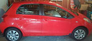 2008 Toyota Yaris 5Dr LE Hatchback Hatchback
