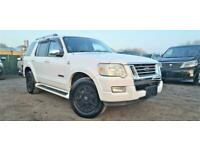 FRESH IMPORT FORD EXPLORER 4.6 EXPEDITION AUTOMATIC 7 SEATER NAVIGATOR WHITE