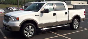 2005 Ford F-150 SuperCrew Lariat Pickup Truck