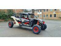 Can-Am Maverick X rs Turbo RR Max with Smart-Shox