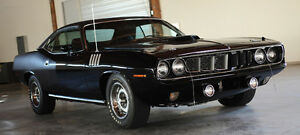 WANTED 1970 TO 74 CUDA  COMPLETE OR PROJECT THANKS