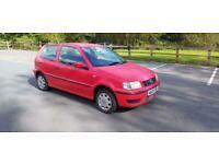2000 Volkswagen Polo 1.0 E ✅ cheap px. Good runner. Mot