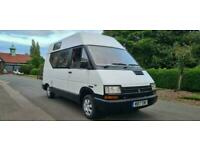 1994 Renault TRAFIC T1100 D CAMPER VAN 2 BERTH FULL RE-SPARY BEEN DONE LOOKS AMA