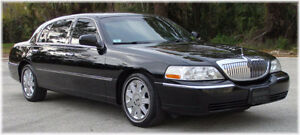 2005 Lincoln Town Car L series Sedan
